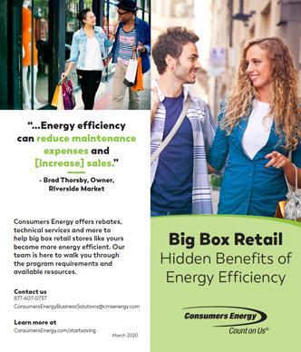 Big Box Retail brochure