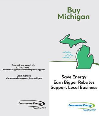 Buy Michigan brochure