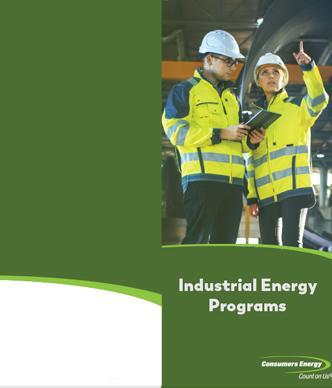 Industrial Energy Programs brochure