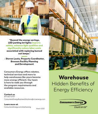 Warehouse brochure