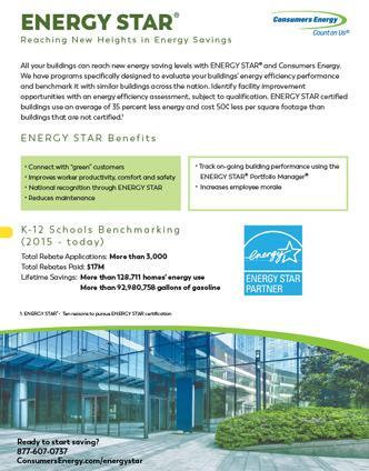 Energy Star flyers